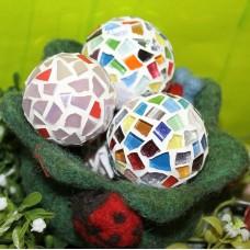 Mosaic ballon