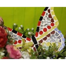 Butterflies mosaic