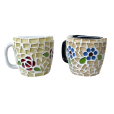 Brandy cups with magnet