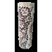 Cylindrical vase - Chamomile
