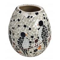 Swallow conic vase